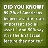 A smile is an important social aspect. Let Lafayette, CO cosmetic dentist Dr. West help improve yours.